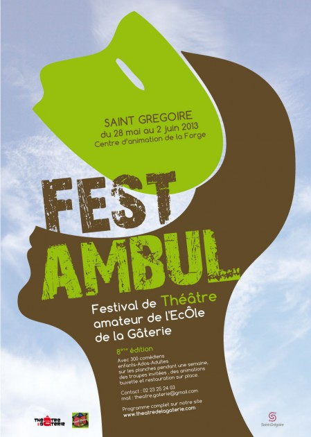 Affiche Festambul 2013